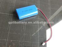 li ion battery pack 3.7v/7.4v/11.1v/14.8v 18650 2000mah/2200mah/2400mah/2500mah/4400mah/4800mah/5000mah