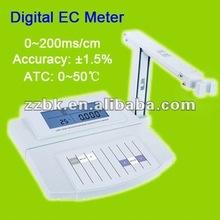 Benchtop Battery Digital EC Conductivity Tester