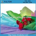 el cliente a prueba de agua hecha de papel de embalaje para la flor
