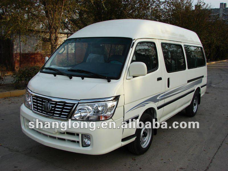 TM6490B-1 China Left/Right Hand Drive Mini Passenger Van