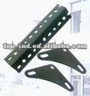 slotted angle iron