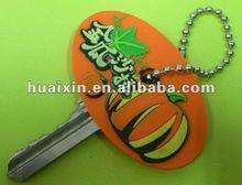 Promotional Pumpkin design key cap