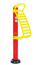 Asia outdoor fitness equipment professional back extension tool