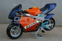 Low price 49 cc gas powered pocket bike for sale