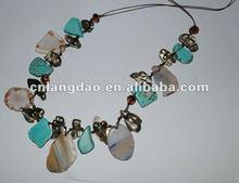 fashion Trim natural trim necklace