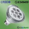 ul ce rohs cree 110v 220v e27 10w led bulb par30