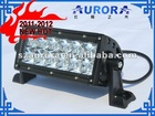 AURORA 6 inch led car light bar, 4x4, 50cc atv,off road light ,led spot light 3w,off road high power