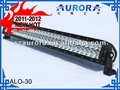 Aurora 30 pulgadas off road de luz bar, la calle legal atv, china importación atv, atv yamaha, 4x 4, off road de luz led