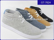 2012 newest comfortable skateboard shoes GT-7624
