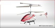 3.5ch wifi control helicopter with camera U16W