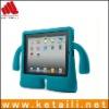 Hot popular stand cartoon case for mini ipad (FDA,BV passed)