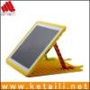 Hot popular for mini ipad stand anti-skidding case (FDA,BV passed)