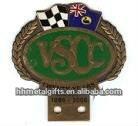 Promotional car badges auto emblems