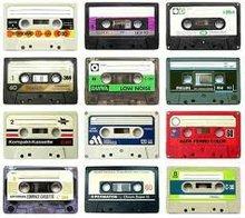 Audio Blank Cassette Tape (Shenzhen factory)