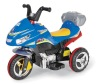 kids plastic motorcycle with battery power,forward & backward,music