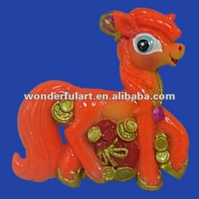 2013 new year decorative horse craft