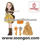 loongon solid love dolls Doll Set little girl love doll