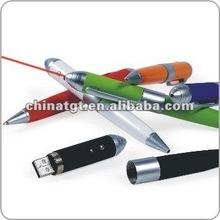 2GB Pretty Convenient Colorful Pen For Students USB Flash Memory