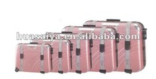 2013 Factory 5pcs set american express abs suitcase