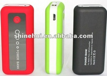 2012 big capacity 5000mah portable battery for iPhone,iPad,iPod,psp,DV,DC,MP3,MP4,PDA