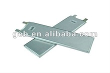 Rechargeable Lithium ion polymer battery cell 10Ah