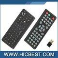 Novo 2,4g 3 em 1 multifuncional mini teclado sem fio mouse& tv receptor de controle remoto para tv inteligente/mk802/htpc/projetor etc