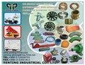 piezas de maquinaria para el mezclador concreto