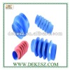 Colored silicone rubber bellow industrial ISO9001-2008 TS16949
