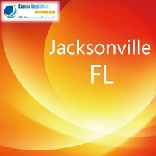 Sea/Air Freight Shipping to Jacksonville