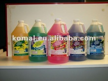 automatic stain remover liquid filling machine