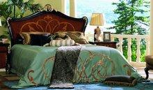 B0006-16/17/18 excellent wood bed room furniture designs