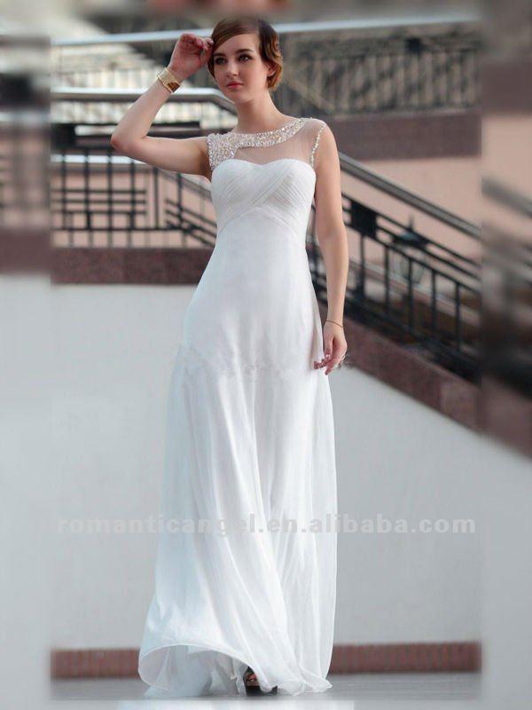 Длинное белое платье сон