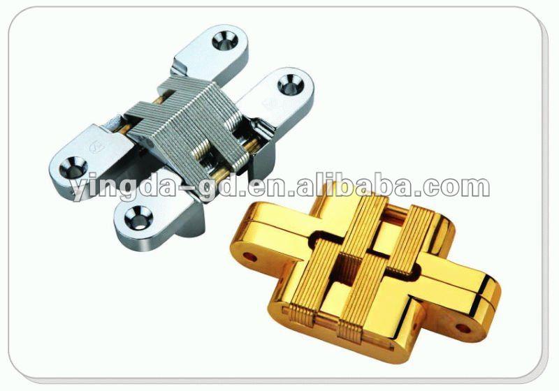 hoge kwaliteit l=94mm kast scharnieren verborgen deur scharnier  kruis scharnier meubelen