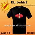 am heißesten! Dame-Tiert-shirt der EL-Partei t-shirt/el für Festival