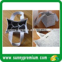 recycled felt promotion diaper bag