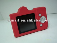 "2012 New Mini Digital Gift Camera with 1.44"" TFT LCD 300K Pixels CMOS Sensor"