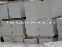 chinese yellow retaining Wall blocks