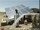 30KW Submersible solar irrigation water pump