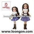 bébé rené réglé de bébé de silicone de loongon de poupée renée de poupées - poupée