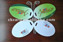 high quality Any Shape Punch Hole Business Card