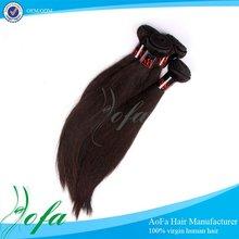 2012 new fashion yaki human hair wigs