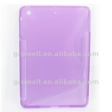 2012 Brand new TPU soft case for ipad mini