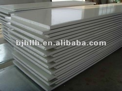Various Insulation Density EPS Sandwich Panels with Great Sound Insulation
