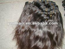 Beauty beauty called Aaron unprocessed natural straight virgin brazilian human hair weft