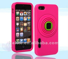 NEW design silicone protective case for iphone 5