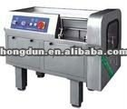 meat dicing machine bison meat