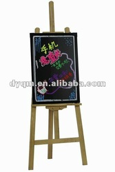 Running Message Led Display Board with Wooden Tripod