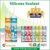 [ Kingjoin Brand ] Marble Neutral Black Silicone Sealant