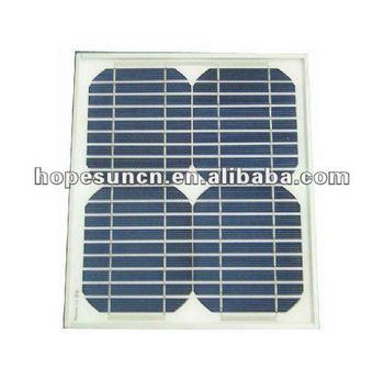 solar photovoltaic module price 12v 10w