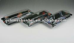 Plastic Sushi container/ Sushi tray/ Sushi box